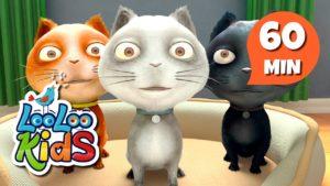 Three Little Kittens (anglické pesničky)