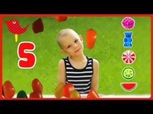 BimBamKuku: 5 cukríkov (pesnička)