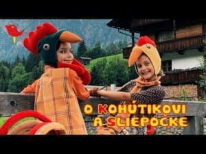 Rozprávka O sliepočke a kohútikovi (BimBamKuku)