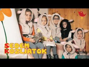 BimBamKuku: Sedem kozliatok (rozprávka pre deti)