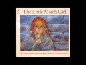 Dievčatko so zápalkami - audio rozprávka