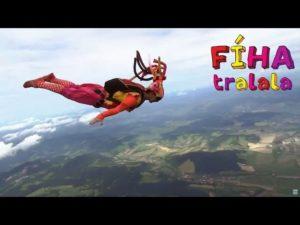 Fíha tralala: Letí letí (pesnička)