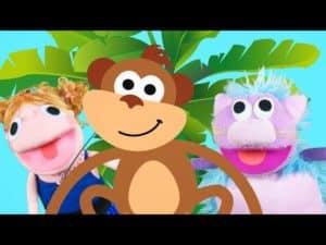 Hanička a Murko: Opica (pesnička)