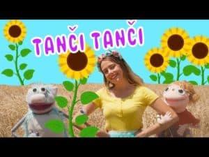 Hanička a Murko: Tanči, tanči, tanči (pesnička)