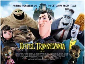 Hotel Transylvánia (pesnička z rozprávky)