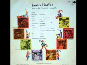 Janko Hraško - audio rozprávka