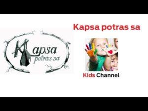 Kapsa, potras sa (audio rozprávka)