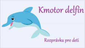 Komotor delfín (audio rozprávka)