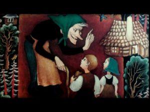 Medovníkový domček (audio rozprávka)