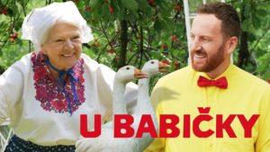 Miro Jaroš: U babičky (pesnička)