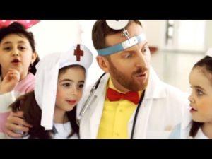 Miro Jaroš: U doktora (pesnička)