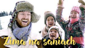 Miro Jaroš: Zima na saniach (pesnička)