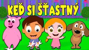 Najlepšie slovenské pesničky pre deti