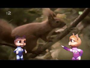 Pa a Pi: Veverička (rozprávka)