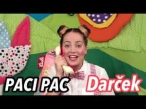 Paci Pac: Darček (pesnička)