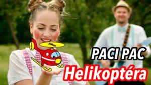 Paci Pac: Helikoptéra (pesnička)