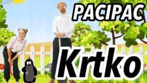 Paci Pac: Krtko (pesnička)