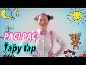 Paci Pac: Ťapy ťap (pesnička)