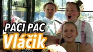 Paci Pac: Vláčik (pesnička)