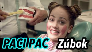Paci Pac: Zúbok (pesnička)