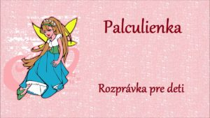 Palculienka (audio rozprávka)