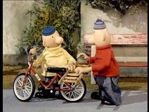 Pat a Mat: Cyklisti