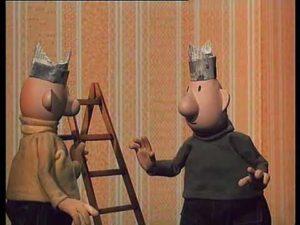 Pat a Mat: Maľovanie