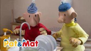 Pat a Mat: Upchatý odpad