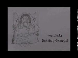 Perinbaba - audio rozprávka