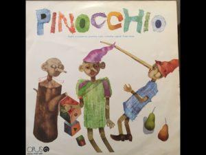 Pinokio (rozprávka na počúvanie)