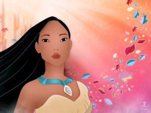 Pocahontas (audio rozprávka)