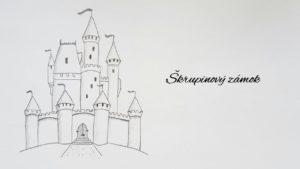 Škrupinový zámok - audio rozprávka