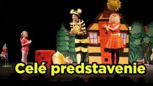 Smejko a Tanculienka: Čáry Máry Fuk (predstavenie)