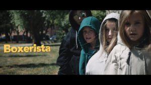 Smejko a Tanculienka: Boxerista (pesnička)
