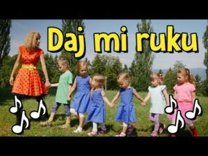 Smejko a Tanculienka: Daj mi ruku (pesnička)
