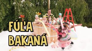 Smejko a Tanculienka: Fúľa Bakaná (pesnička)