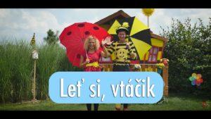 Smejko a Tanculienka: Leť si, vtáčik (pesnička)