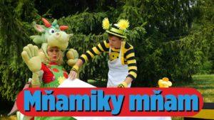 Smejko a Tanculienka: Mňamiky mňam (pesnička)