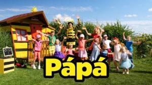 Smejko a Tanculienka: Papá (pesnička)