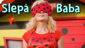 Smejko a Tanculienka: Slepá baba (pesnička)