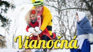 Smejko a Tanculienka: Vianočná (pesnička)