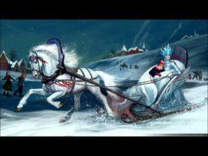 Snehová kráľovná (audio rozprávka)