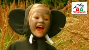 Spievankovo: Ide ide slon (pesnička)