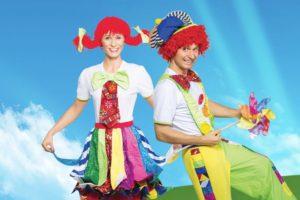 Tárajko a Poletajka - pesničky pre deti