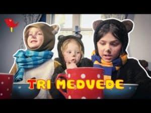 Rozprávka o Troch medveďoch (BimBamKuku)