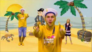 Ujo Ľubo: Piráti (pesnička)