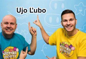 Ujo Ľubo - pesničky pre deti