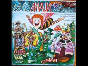 Včielka Maja (audio rozprávka)