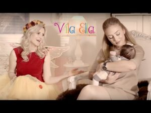 Víla Ella: Mama (pesnička)