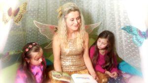 Víla Ella: O zlatej rybke (rozprávka)